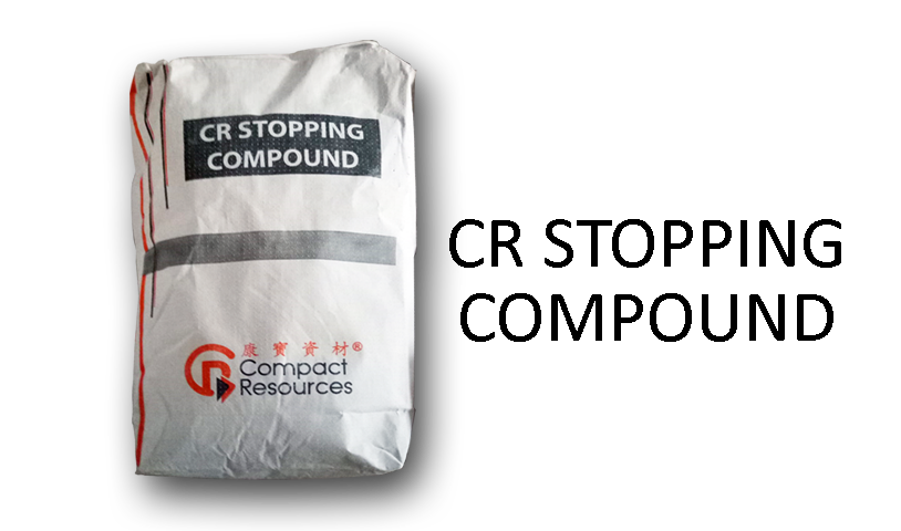 CR STOPPING COMPOUND